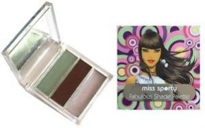 Miss Sporty 3 Piece Fabulous Shade Palette  (Code 2786)